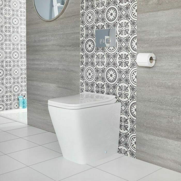 Elswick bathroom toilet