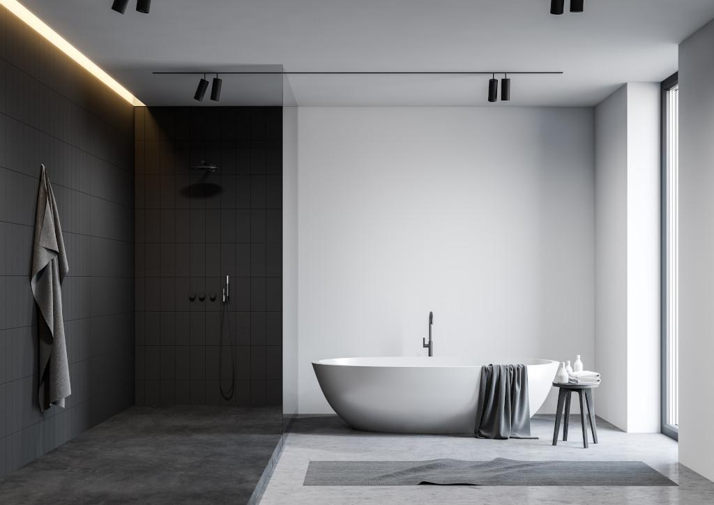 Choosing a Bath or Shower System for Your Small Bathroom